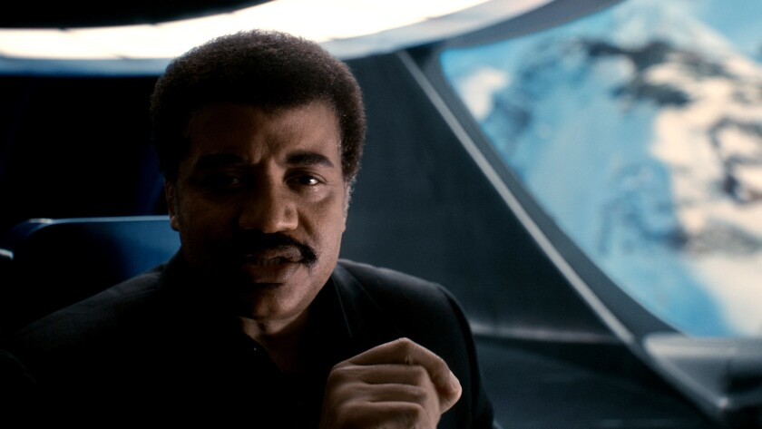 'Cosmos' host Neil deGrasse Tyson