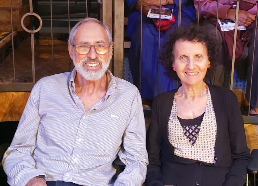 Robert and Vivian Folkenflik