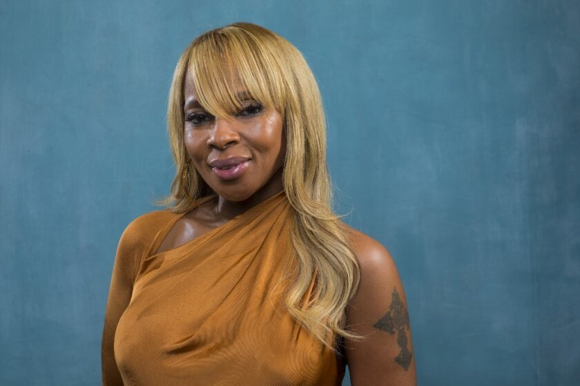 Mary J. Blige woke up to good news on Tuesday.