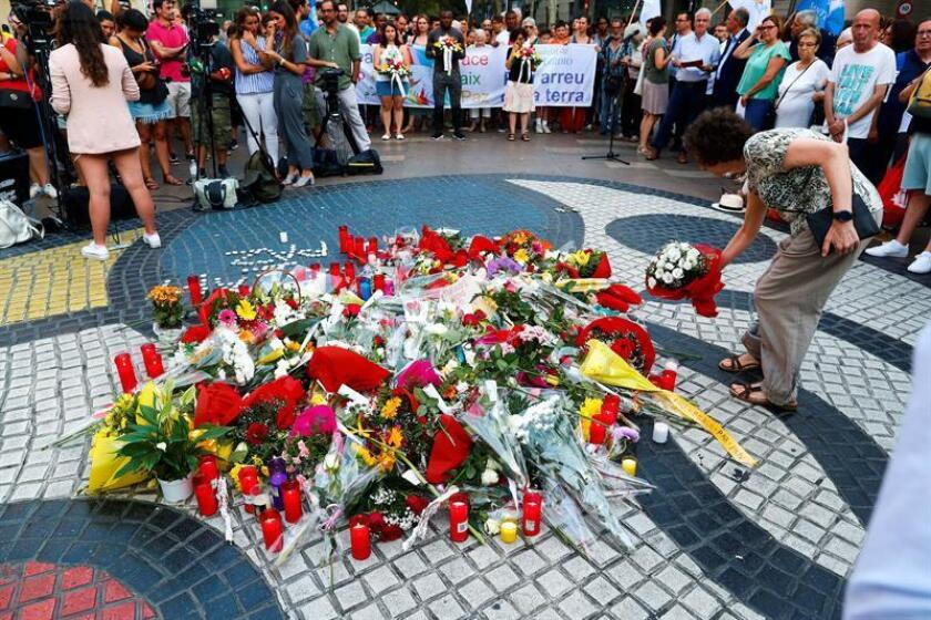 On Aug. 17, 2017, members of a jihadist cell ran over pedestrians on Barcelona's Las Ramblas boulevard and a few hours later did the same thing to several people in the Spanish coastal town of Cambrils, terrorist acts that killed 16 and injured about 100. EFE-EPA/File