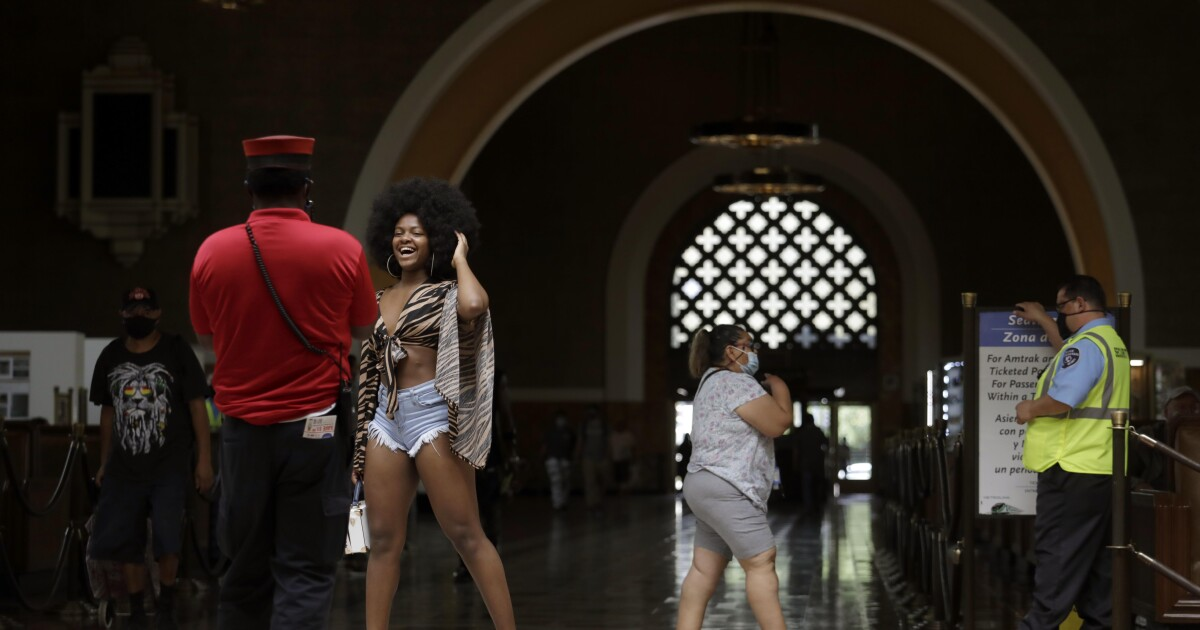 Photos show California as it fully reopens - Los Angeles Times