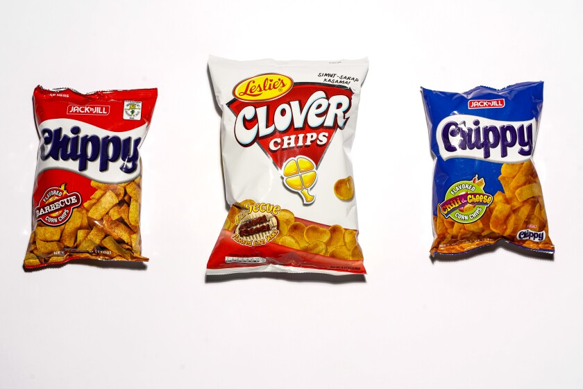 Chippy Chips and Clover Chips