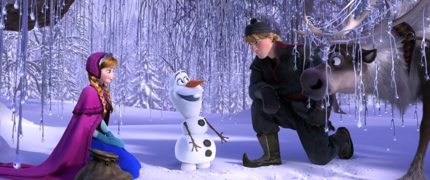 'Frozen'