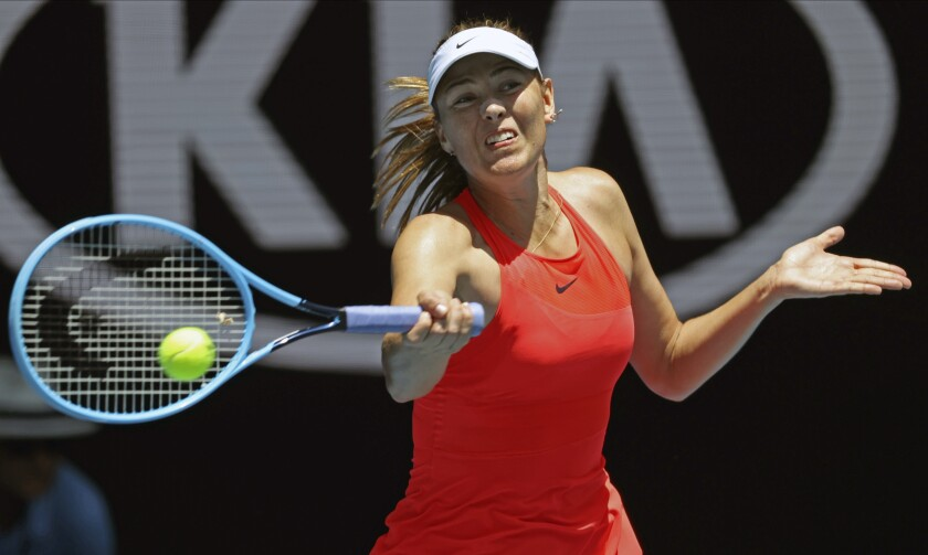 Five-time Grand Slam champion Maria Sharapova is retiring from professional tennis at age 32.