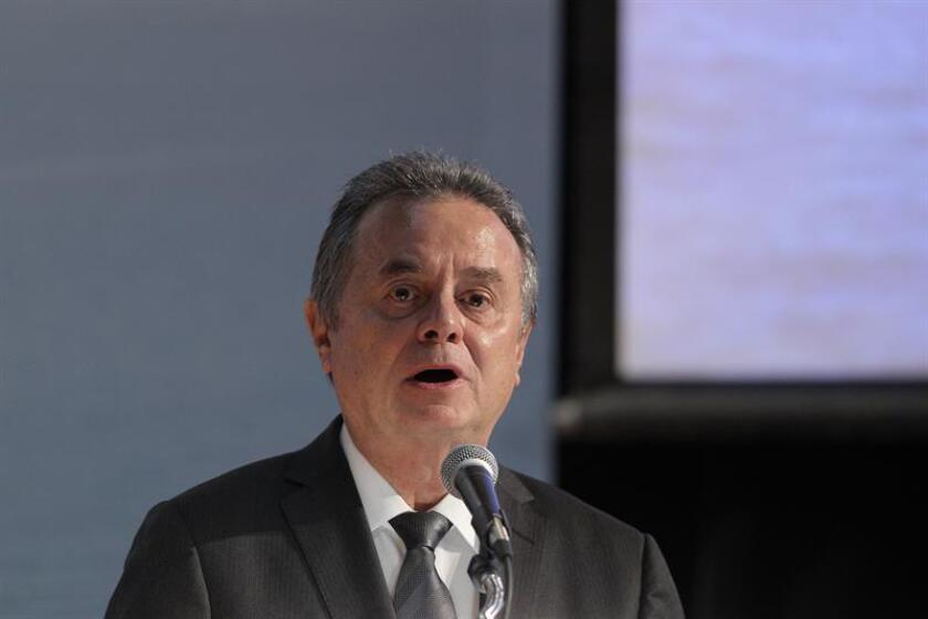 """El secretario de Energía de México, Pedro Joaquín Coldwell, calificó como un """"buen paso"""" para estabilizar los precios del petróleo el acuerdo alcanzado por la OPEP para reducir su producción a partir del 1 de enero de 2017. EFE/ARCHIVO"""