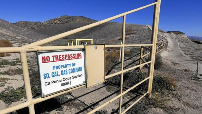 Methane-eating microbes in Porter Ranch