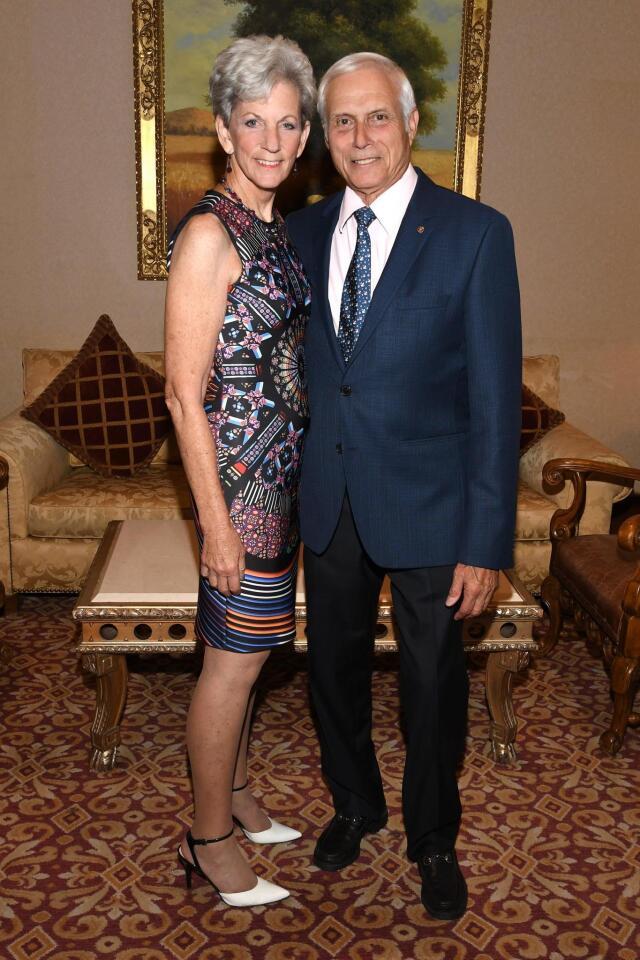 Nancy and Alan Spector