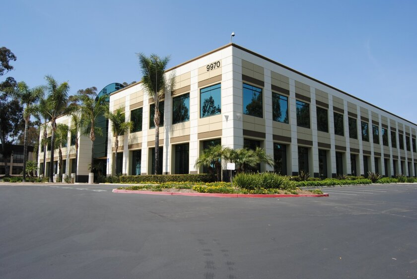 Teledyne Instruments leased this building at 9970 Carroll Canyon Road in Scripps, across the street from its present building at 9855 Carroll Canyon Road.