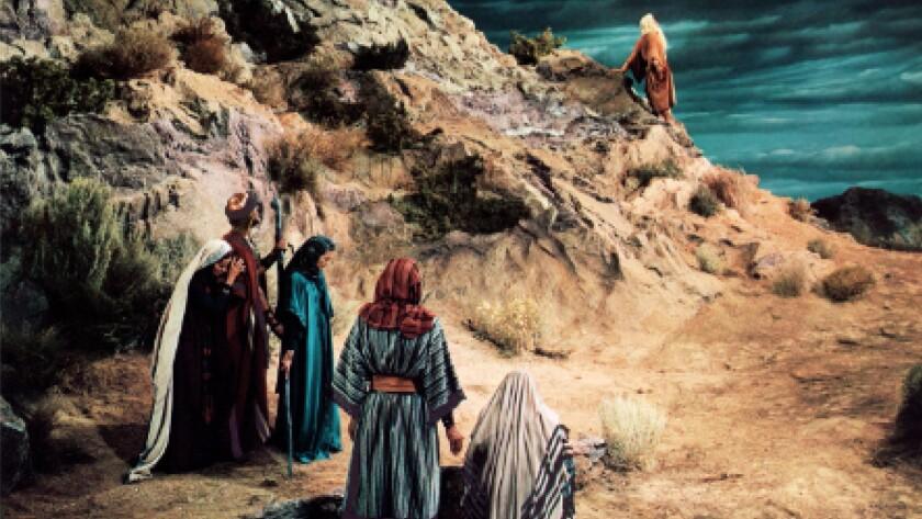 """""""The Ten Commandments"""""""