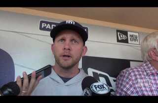Padres manager Andy Green on NL West, state of the outfield and more