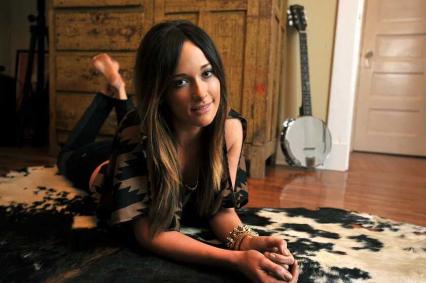 Kacey Musgraves wins best country album.