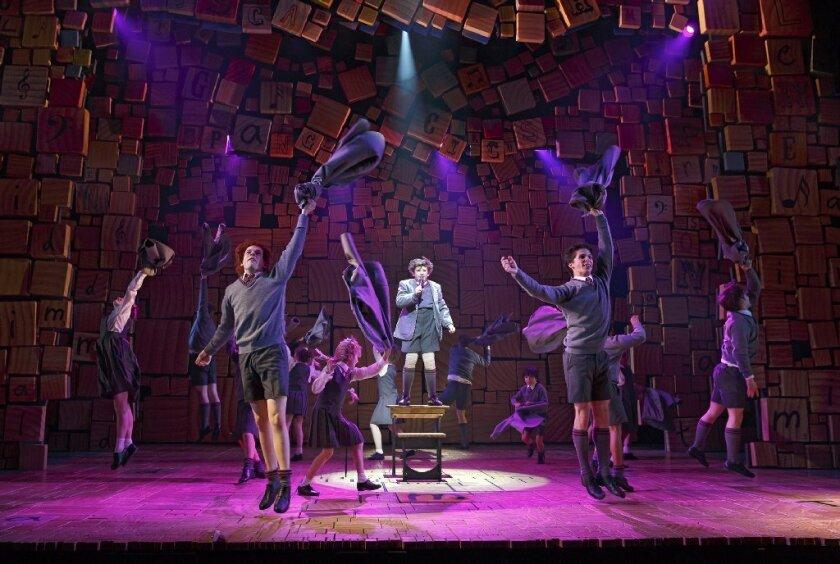 'Matilda the Musical'