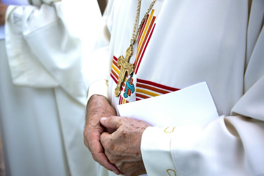 Leading the Diocese of San Diego requires many skills -- and, some would say, divine intervention
