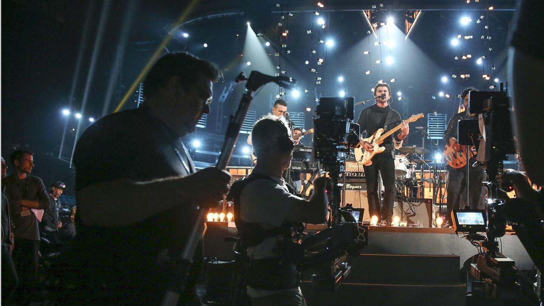 57th Grammy rehearsals