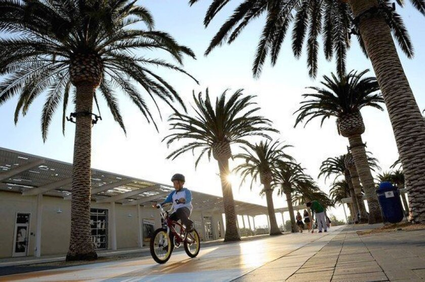 At Orange County's Great Park, plan would double number of homes