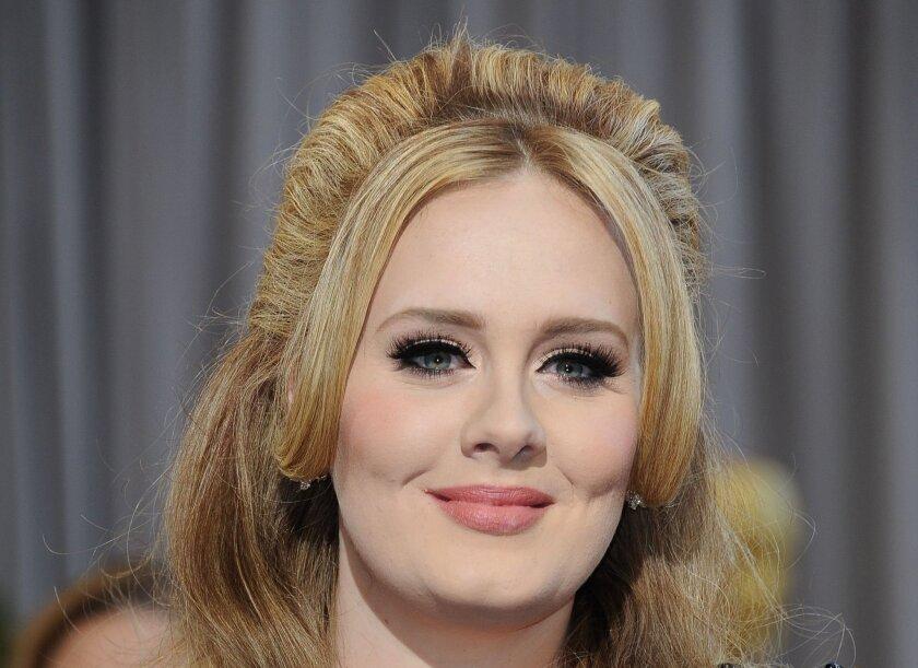 La cantante inglesa Adele ha manifestado su descontento por el empleo de unas de sus canciones por parte del precandidato republicano Donald Trump.