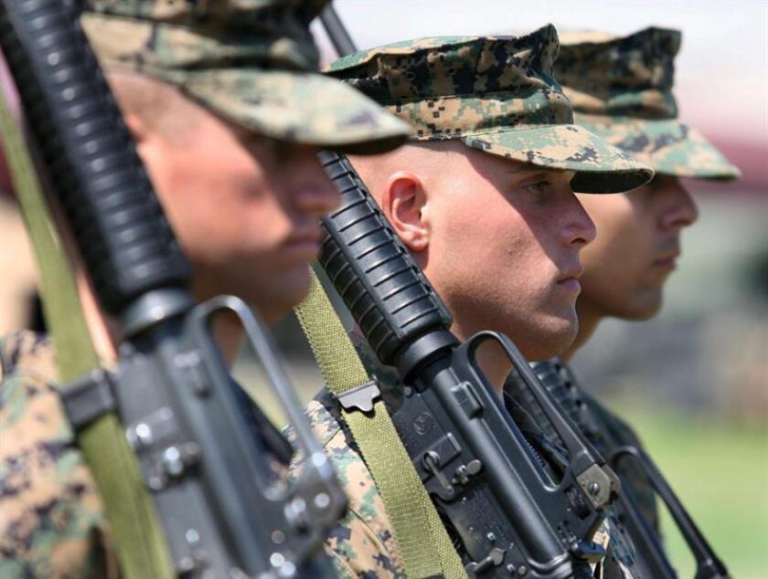 El Ejército de Tierra de Estados Unidos está planeando el despliegue de 1.000 soldados adicionales en Afganistán, donde ya cuenta con 14.000 uniformados, informó hoy el diario The Washington Post, que cita fuentes militares. EFE/Archivo