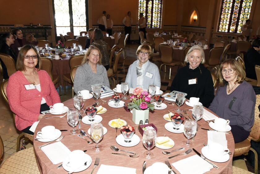 Lois Jones, Elissa Davis, Sarah Scott Feldman, Mary Anne Powell, Nancy Bjornsen