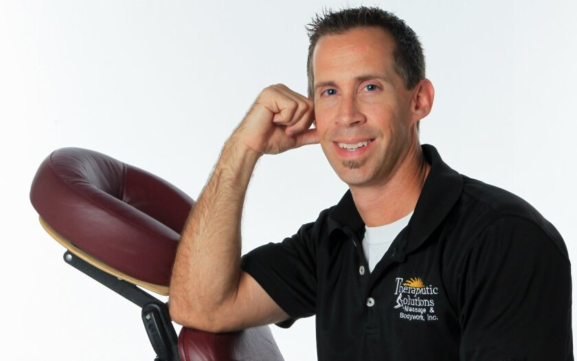 Mike Law of Therapeutic Solutions
