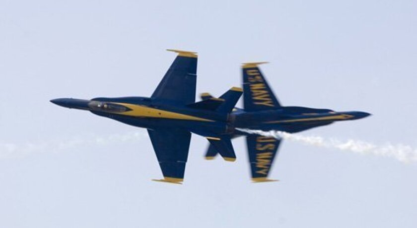 Residents living and working around Marine Corps Air Station Miramar will notice a significant rise in the noise level this week, as pilots practice for the base's annual air show. Practice for the 2010 Miramar Air Show is scheduled from 8 a.m. to 5 p.m.