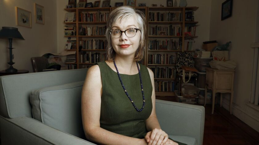 BROOKLYN, NEW YORD--JULY 1, 2018--Writer Sue Landers is the new executive director of Lambda Literar