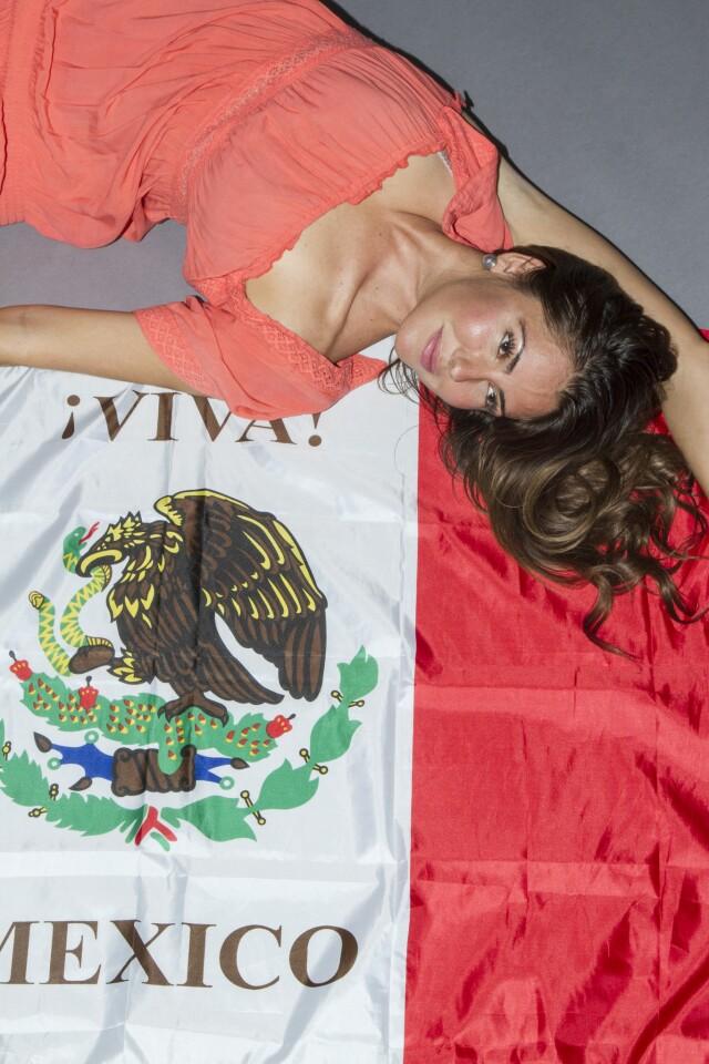 La mexicana Estrella Navarro es un orgullo hispano que ha sobresalido en el buceo mundial
