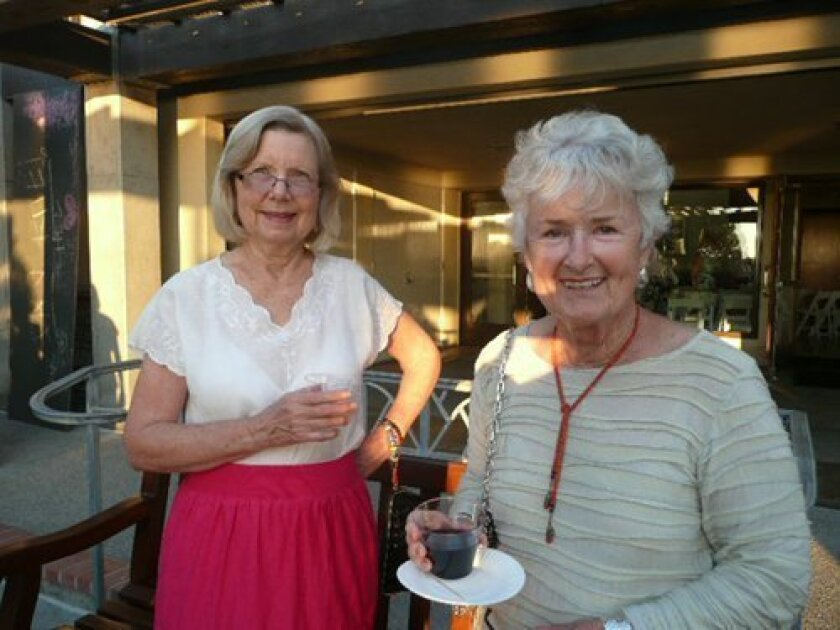 Kathy Finnell and Anne Marie Ebeling
