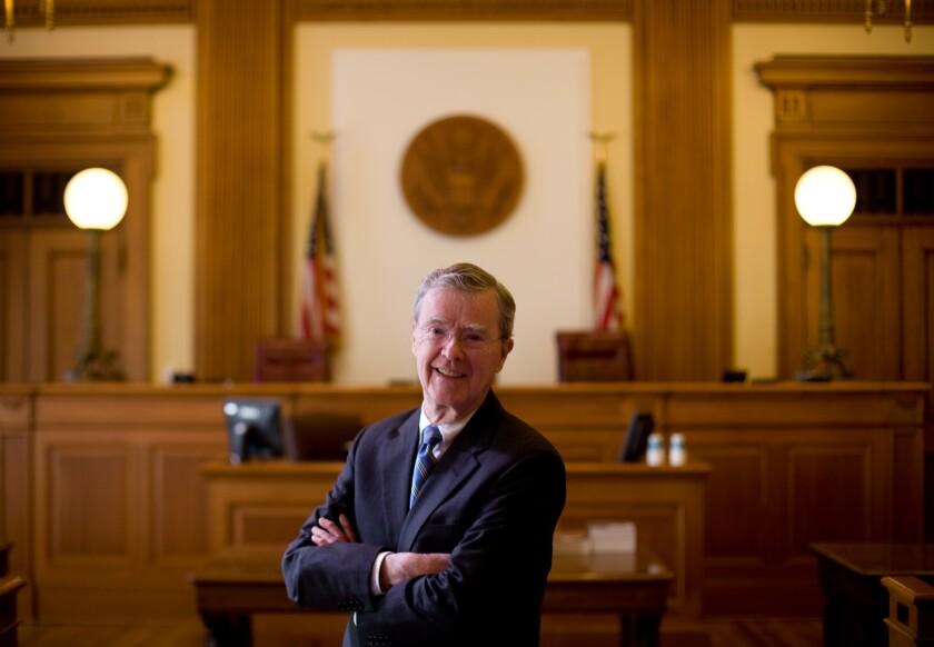 Judge Diarmuid O'Scannlain of the U.S. 9th Circuit Court of Appeals