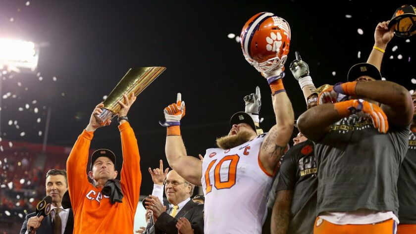 Luke DeCock: Why the ACC hopes this football season will be like the last one