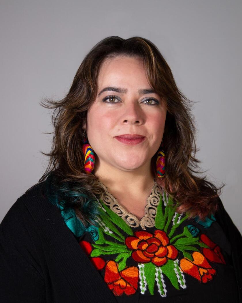 Lennox school board member Marisol Cruz