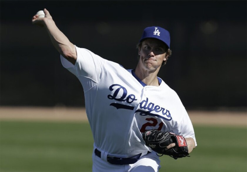 Zack Greinke says he doesn't know what's wrong with his elbow