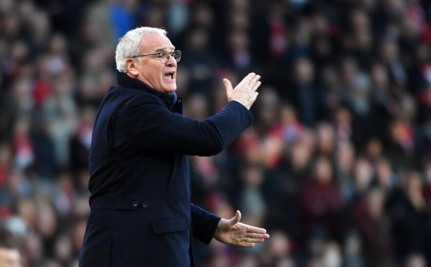 El técnico Claudio Ranieri. EFE/Archivo