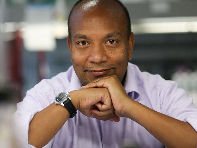 Sumit Chanda of the Sanford Burnham Prebys Medical Discovery Institute