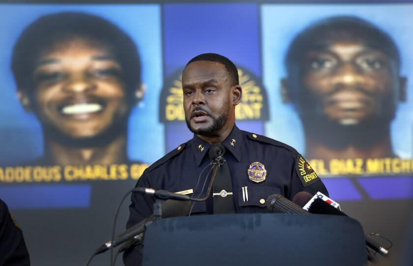 Dallas Officer-Mistaken Apartment-Witness Killed