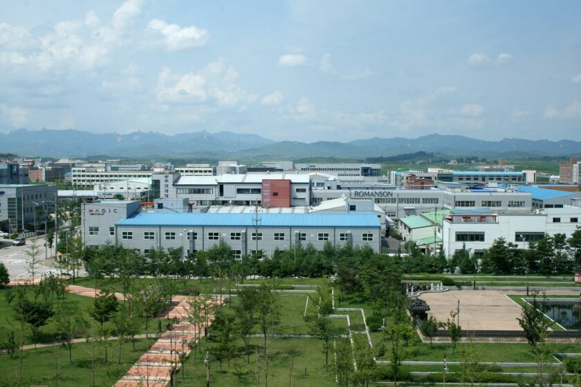 Pyongyang closes industrial park shared by North and South