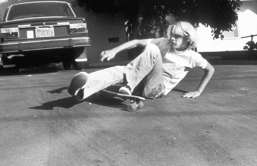 """Jay Adams was one of the featured skateboarders in the 2001 documentary """"Dogtown And Z-Boys."""" Adams thrived on the camaraderie of the skateboarding subculture that included a lot of partying. """"We were on summer vacation for 20 years,"""" he said in the film."""