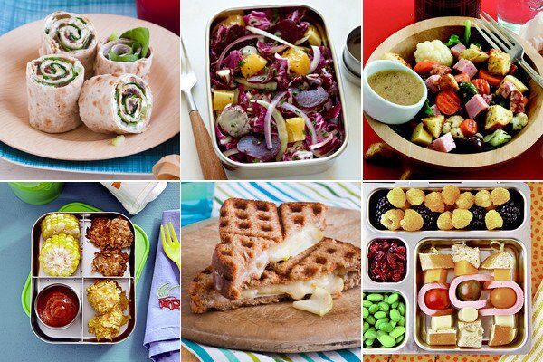 Stop overthinking lunch, people! A new crop of cookbooks offer a variety of ways to pack up yummy and hassle-free lunches for you and your kids. I dug through some of the best to bring you highlights -- and inspiration. Just think about how much time, money and calories you can save packing your own lunch each day. And wait until you see some of these recipes. These are lunches that will have you sneaking a look at the clock, eagerly awaiting lunchtime. Let's get started.