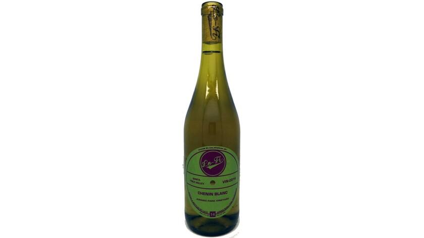 2014 LoFi Santa Ynez Valley Jurassic Park Vineyard Chenin Blanc
