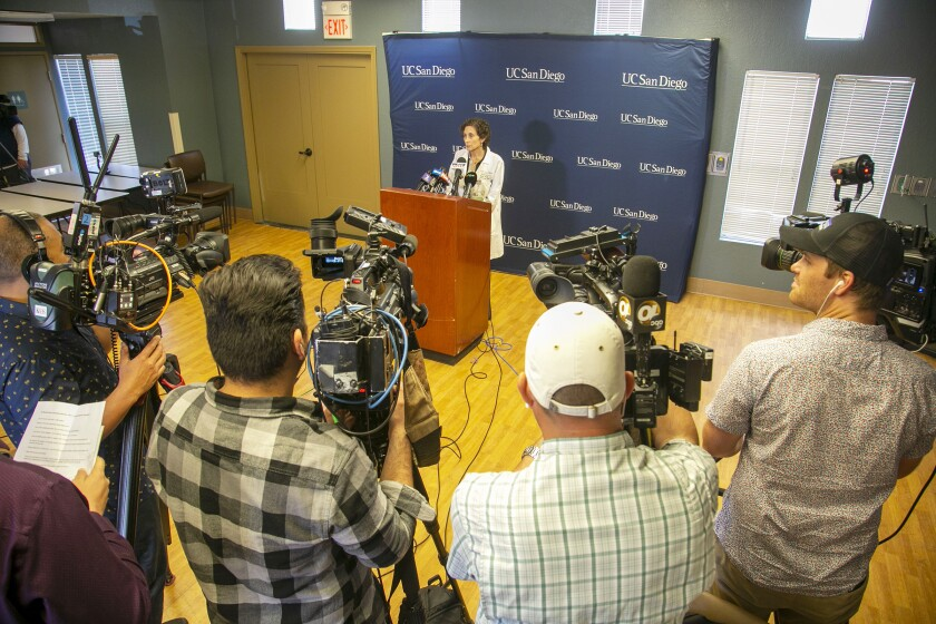 Coronavirus press conference