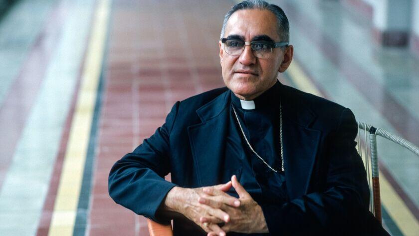 Portrait Of Archbishop Romero