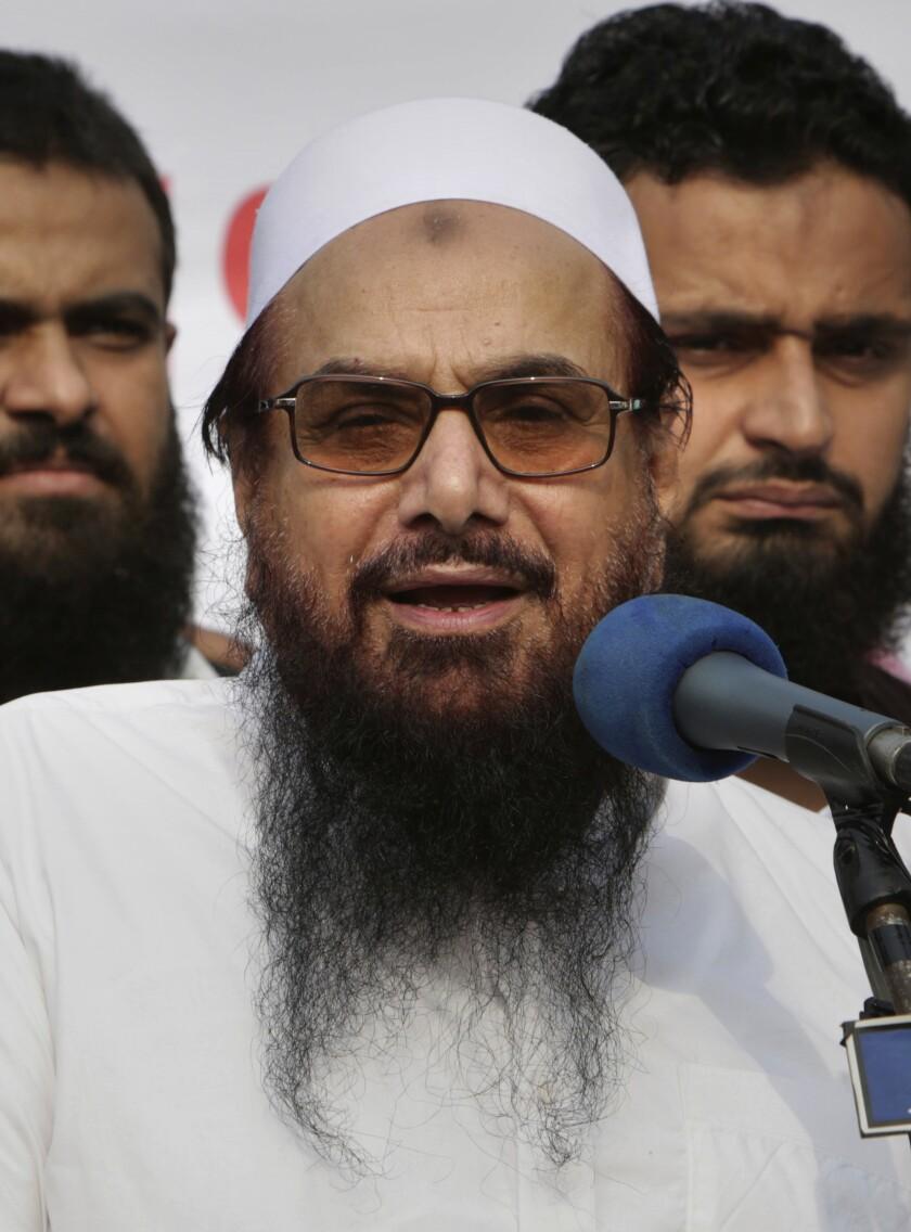 Pakistan Radical Cleric