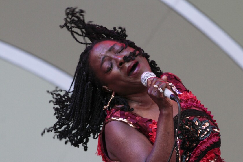 Sharon Jones has postponed an upcoming album and tour after being diagnosed with cancer.