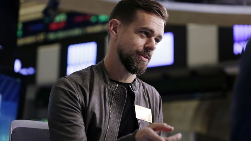 Twitter Chief Executive Jack Dorsey acknowledged this year that the company inadvertently helped spread misinformation, harassment and manipulation via bots, or automated accounts.