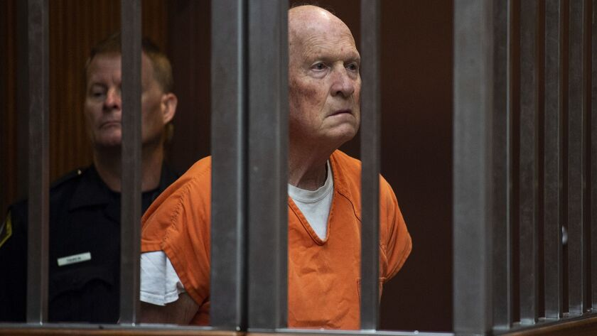DNA lifted from Golden State Killer suspect at Hobby Lobby parking