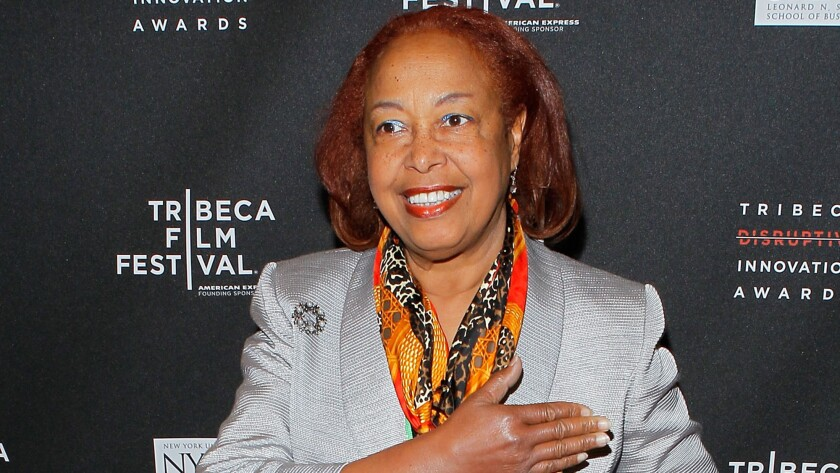Tribeca Disruptive Innovation Awards - 2012 Tribeca Film Festival
