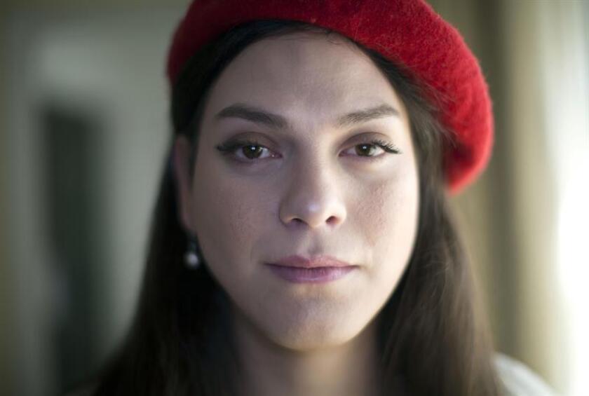 Fotografía de la actriz chilena Daniela Vega. EFE/Archivo