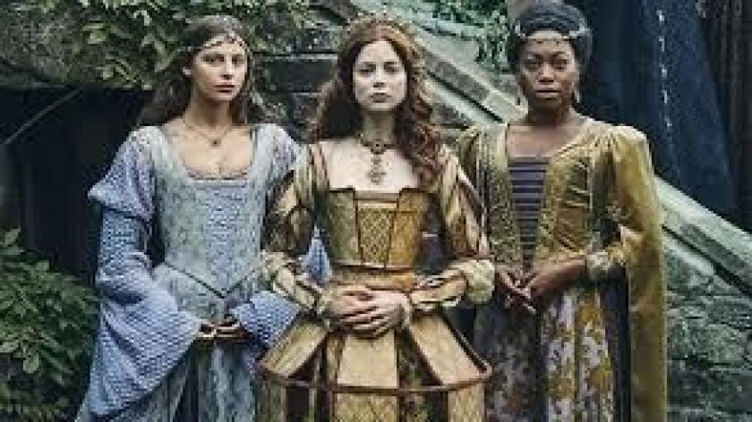 Review: 'The Spanish Princess,' a sexy, political look at England's