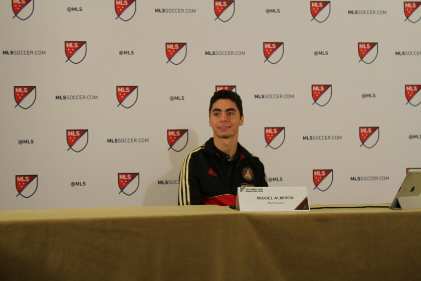 Miguel Almirón se dice listo para el Atlanta United y su proceso de adaptación en EEUU