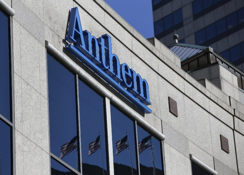 Anthem nears deal for rival Cigna