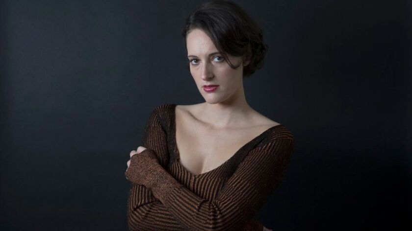 "Phoebe Waller-Bridge, star and creator of ""Fleabag."""